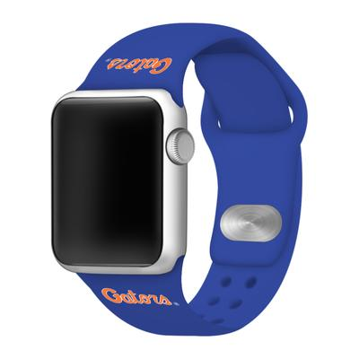 Florida Gators Apple Watch Silicone Sport Band 38mm