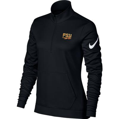 Florida State Nike Golf Women's Therma-FIT 1/2 Zip Top
