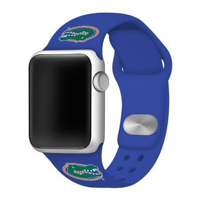 Florida Gator Head Apple Watch Silicone Sport Band 42mm