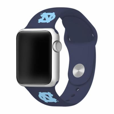 UNC Apple Watch Silicone Sport Band 42mm