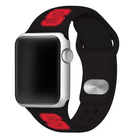 Nc State Apple Watch Silicone Sport Band 42mm