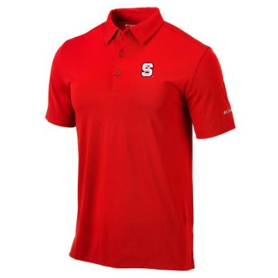 NC State Columbia Golf Drive Polo