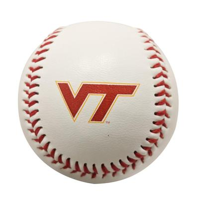 Virginia Tech Autographable Baseball