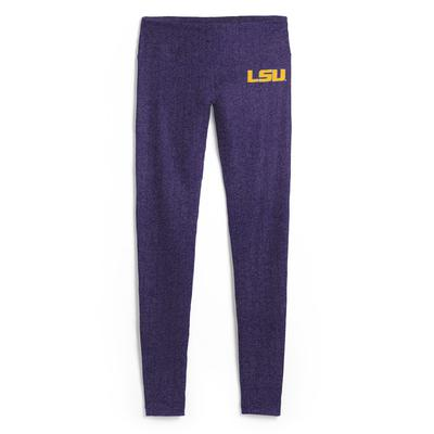 LSU League Women's Avery Compression Legging