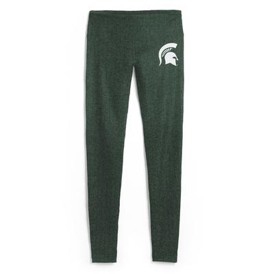 Michigan State League Women's Avery Compression Legging