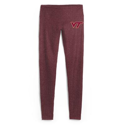 Virginia Tech League Women's Avery Compression Legging