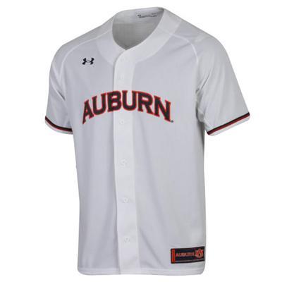 Auburn Under Armour Women's Replica Softball Jersey