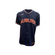 Auburn Under Armour Baseball Jersey