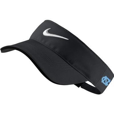 UNC Nike Golf Tech Tour Adjustable Visor