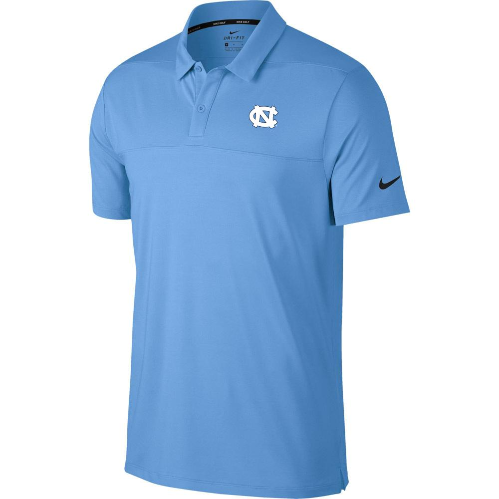 Unc Nike Golf Dry Color Block Polo
