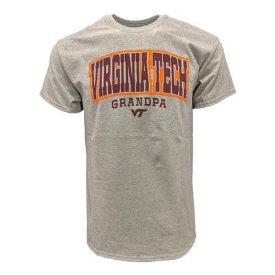 Virginia Tech Grandpa T-Shirt