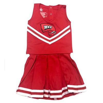 Western Kentucky Youth Cheerleader Set