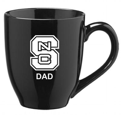 NC State Dad 16oz Bistro Mug