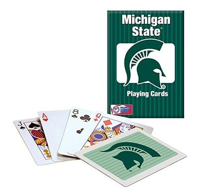 Michigan State Playing Cards