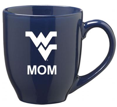 West Virginia Mom 16oz Bistro Mug