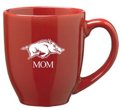 Arkansas Mom 16oz Bistro Mug