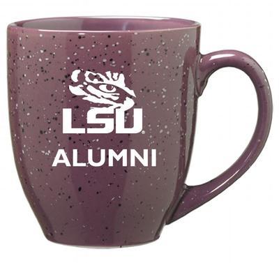 LSU Alumni 16oz Bistro Mug