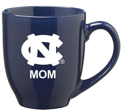 UNC Mom 16oz Bistro Mug
