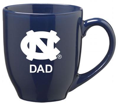 UNC Dad 16oz Bistro Mug