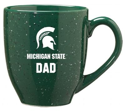 Michigan State Dad 16oz Bistro Mug