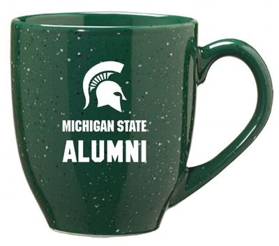 Michigan State Alumni 16oz Bistro Mug