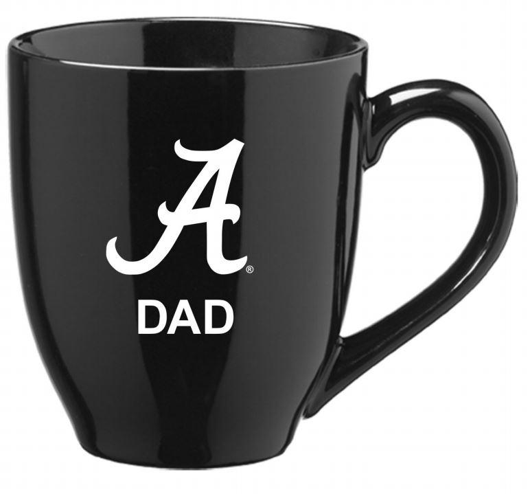 Alabama Dad 16oz Bistro Mug