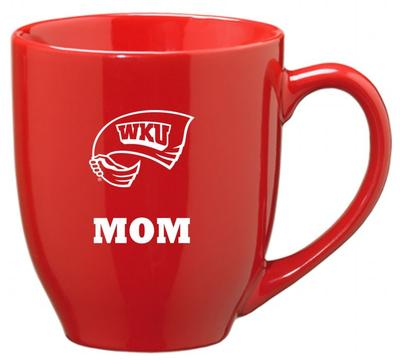 Western Kentucky Mom 16oz Bistro Mug