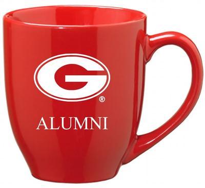 Georgia Alumni 16oz Bistro Mug