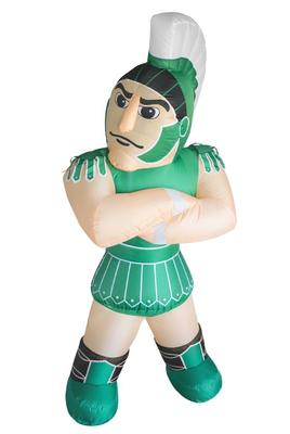 Michigan State Inflatable Sparty Mascot