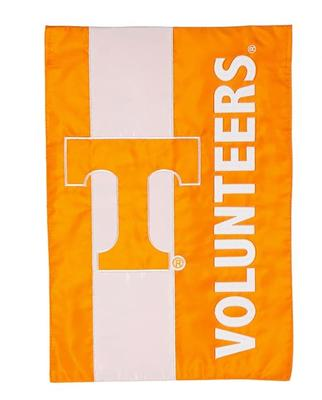 Tennessee Volunteers Striped House Flag
