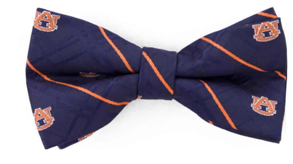 Auburn Oxford Bow Tie