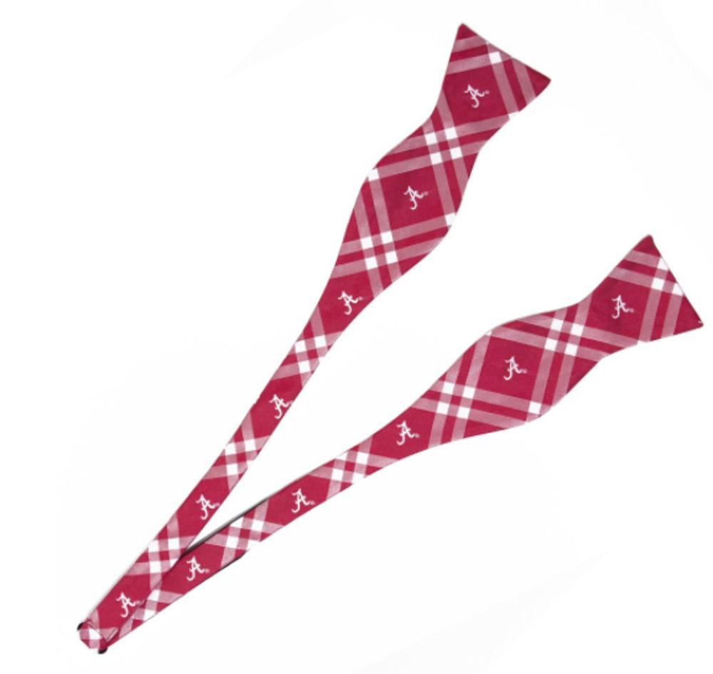 Alabama Eagle Wings Bow Tie Self Tie