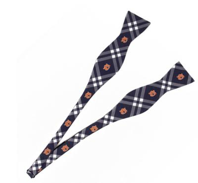 Auburn Eagle Wings Bow Tie Self Tie