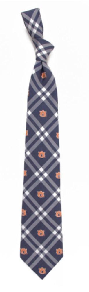 Auburn Men's Woven Rhodes Tie