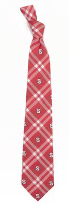 NC State Men's Woven Rhodes Tie
