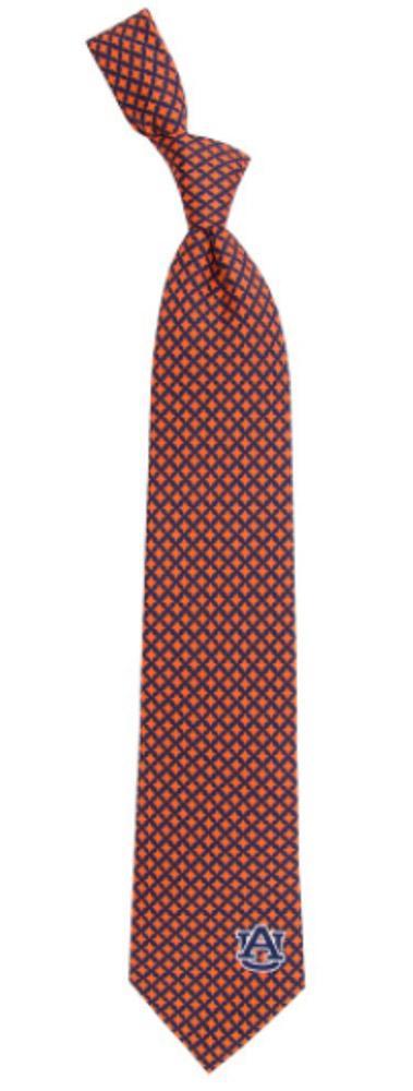 Auburn Diamante Tie