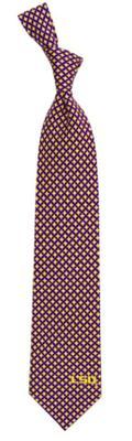 LSU Diamante Tie