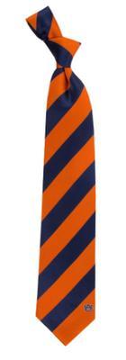 Auburn Regiment Stripe Tie