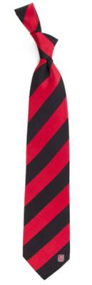 NC State Regiment Stripe Tie