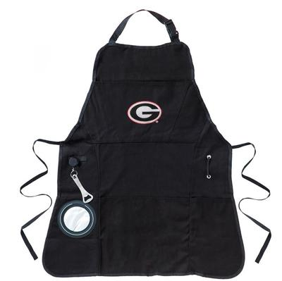 Georgia Master Grilling Apron