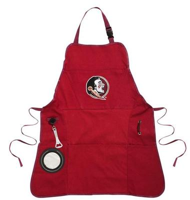 Florida State Master Grilling Apron