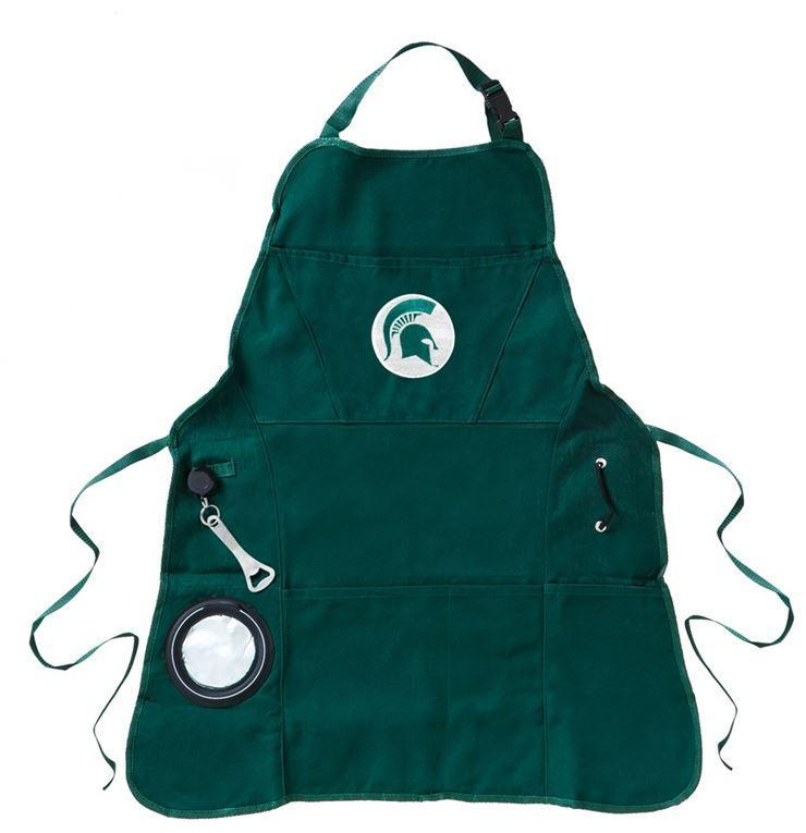 Michigan State Master Grilling Apron