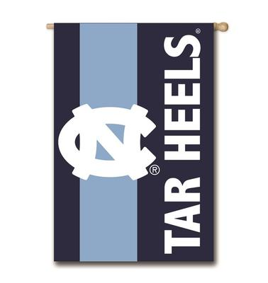 UNC Striped House Flag