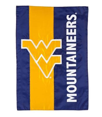 West Virginia Striped Garden Flag
