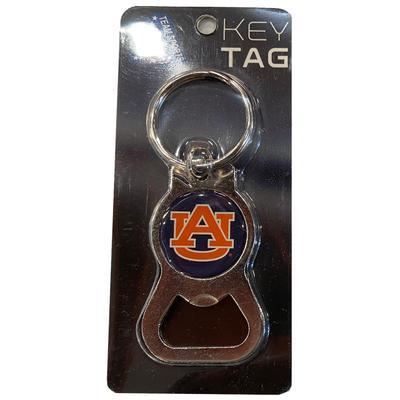 Auburn Key Ring Bottle Opener