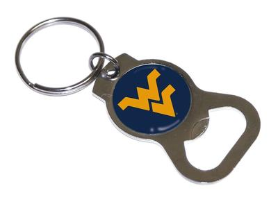 West Virginia Key Ring Bottle Opener