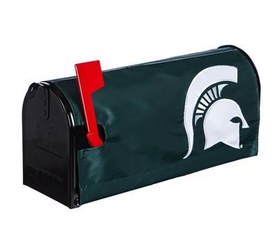 Michigan State Applique Mailbox Cover