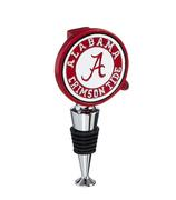 Alabama Crimson Tide Bottle Stopper
