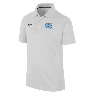 UNC Nike Youth Dri-Fit Varsity Polo