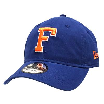 Florida New Era Vault Logo Crew Adjustable Hat